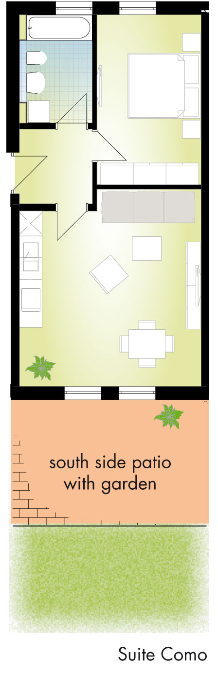 Floor Plan Suite COMO